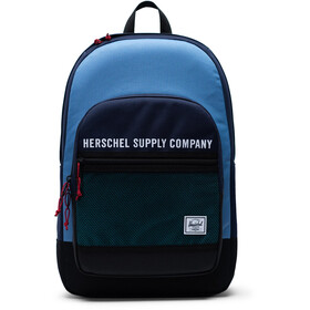 Herschel Kaine Backpack 30l peacoat/riverside/black/tile blue